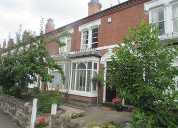 Thumbnail 3 bed terraced house to rent in Park Road, Sutton Coldfield