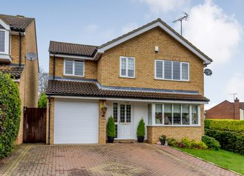 Thumbnail 4 bed detached house for sale in Furze Grove, Royston, Hertfordshire