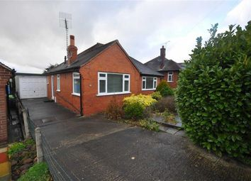 Thumbnail 2 bed detached bungalow for sale in Bryn Awelon, Mold