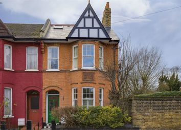 Thumbnail 4 bedroom end terrace house for sale in Barratt Avenue, Alexandra Park Borders, London