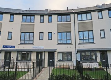 Thumbnail 4 bed terraced house for sale in Coscombe Circus, Morley Park, Plymstock, Plymouth