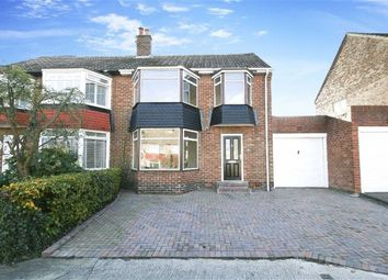 Thumbnail 3 bed semi-detached house for sale in Coniston Avenue, Whickham, Tyne And Wear