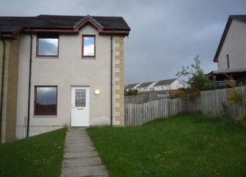 Thumbnail 3 bed end terrace house to rent in Woodside Court, Inverness