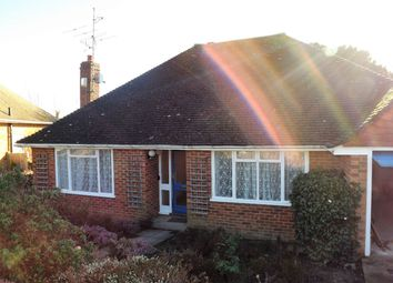 Thumbnail 2 bedroom detached bungalow to rent in Riders Bolt, Bexhill-On-Sea