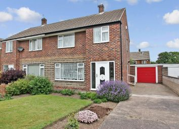Thumbnail 3 bed semi-detached house for sale in Cleveland Avenue, Knottingley