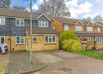 Thumbnail 4 bed semi-detached house for sale in Dunnymans Road, Banstead