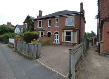 Thumbnail 5 bed semi-detached house for sale in Denmark Road, Gloucester
