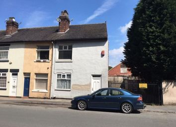2 bed terraced house for sale in Sutherland Road, Longton, Stoke-On-Trent, Staffordshire ST3