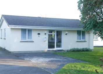 Thumbnail 3 bed detached bungalow for sale in Rosecraddoc Bungalow Estate, Liskeard, Cornwall