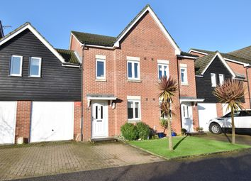 3 bed town house for sale in Carpenters Close, Hedge End, Southampton SO30
