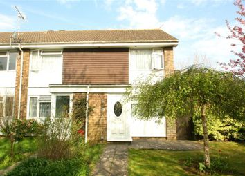 Thumbnail 2 bed terraced house for sale in Ontario Close, Worthing, West Sussex