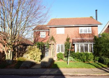 Thumbnail 4 bed detached house for sale in Moggs Mead, Petersfield, Hampshire
