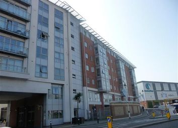 Thumbnail 1 bed flat to rent in The Round House, Gunwharf Quays, Portsmouth