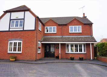 Thumbnail 4 bed detached house for sale in South Hill, Rolleston On Dove, Burton-On-Trent