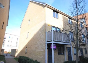 Thumbnail 4 bed end terrace house for sale in Draper Close, Grays