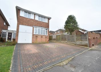 Thumbnail 4 bed detached house for sale in Firs Avenue, Waterlooville, Hampshire