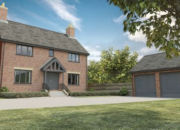 Thumbnail 5 bedroom detached house for sale in Friday Lane, Catherine-De-Barnes, Solihull