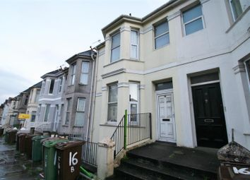 Thumbnail 2 bed flat to rent in Ashford Road, Mannamead, Plymouth
