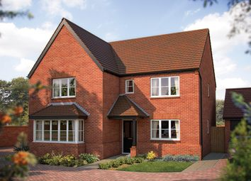"Thumbnail 5 bed detached house for sale in ""The Arundel"" at Salford Road, Bidford-On-Avon, Alcester"