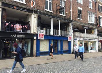 Thumbnail Retail premises for sale in 23 Bridge Street, Chester