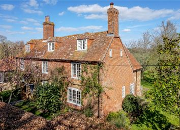 Thumbnail 5 bedroom detached house for sale in Sowley Lane, East End, Lymington, Hampshire