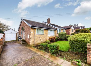 Thumbnail 2 bed semi-detached bungalow for sale in Moorbank Close, Wombwell, Barnsley