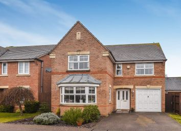 Thumbnail 4 bed detached house for sale in Oxlip Leyes, Bicester