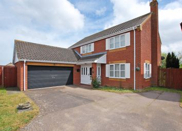 Thumbnail 4 bed detached house for sale in Puddle Duck Lane, Worlingham, Beccles