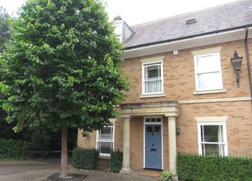 Thumbnail 4 bed town house for sale in Corsbie Close, Bury St. Edmunds