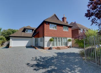 Thumbnail 6 bed detached house for sale in Cross Road, Rustington, Littlehampton