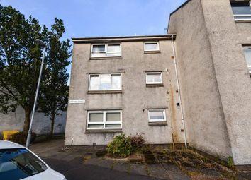 Thumbnail 1 bed flat for sale in Edward Street, Kilsyth, Glasgow