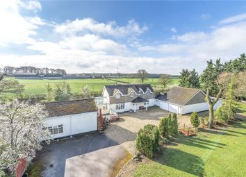 Thumbnail 5 bed detached house for sale in Lower Buryhill Farm, Braydon, Swindon, Wiltshire