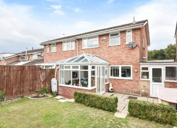 Thumbnail 4 bed semi-detached house for sale in Blandy Avenue, Southmoor, Abingdon