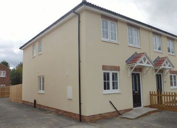 Thumbnail 3 bed semi-detached house for sale in Doddington Road, Benwick, March