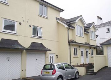 Thumbnail 3 bed end terrace house to rent in Babbacombe Road, Torquay