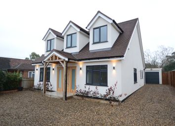 Thumbnail 4 bed detached house for sale in Gorse Place, Chavey Down Road, Winkfield Row, Bracknell