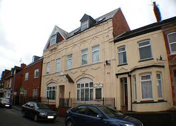 Thumbnail 2 bed flat to rent in Wellington Street, Kettering, Northamptonshire