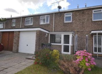 Thumbnail 3 bed end terrace house for sale in Eddison Avenue, Dorchester