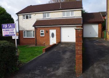 Thumbnail 4 bedroom detached house for sale in Lower Makinson Fold, Horwich, Bolton