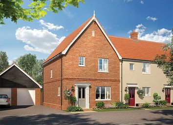 Thumbnail 3 bedroom detached house for sale in Alconbury Weald, Former RAF/Usaaf Base, Huntingdon, Cambridgeshire