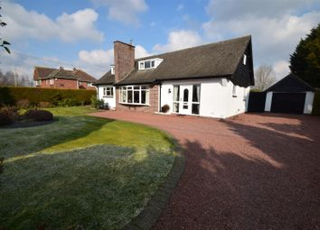 Thumbnail 3 bed detached bungalow for sale in Mytton Road, Shawbury, Shrewsbury
