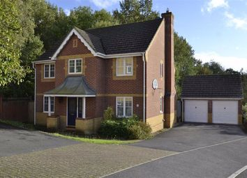 Thumbnail 4 bed detached house for sale in Blackthorn Drive, Thatcham, Berkshire