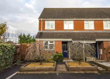 Thumbnail 2 bed end terrace house for sale in Little Hoddington, Upton Grey, Basingstoke