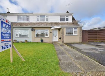 3 bed semi-detached house for sale in St. Brides View, Roch, Haverfordwest SA62