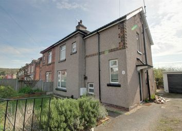 Thumbnail 3 bed semi-detached house for sale in Pine Avenue, New Ollerton, Newark, Nottinghamshire