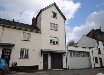 Thumbnail 4 bed terraced house for sale in Maiden Street, Stratton, Bude