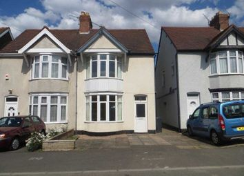 Thumbnail 3 bed semi-detached house to rent in Beaumont Avenue, Hinckley