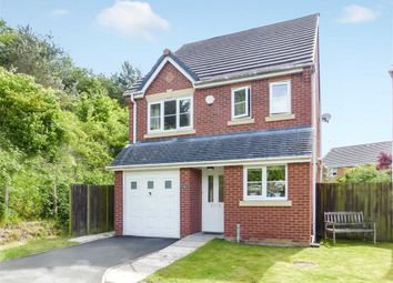 Thumbnail 4 bed detached house for sale in Quarry Bank Rise, Winsford, Cheshire