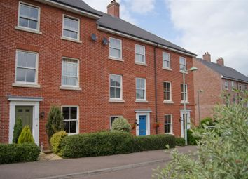 Thumbnail 4 bedroom terraced house for sale in Boughton Way, Bury St. Edmunds
