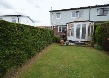 Thumbnail 3 bed semi-detached house for sale in Carlyle Road, Airedale, Castleford